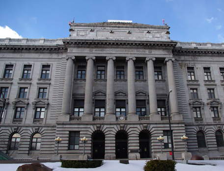 Mahoning County Domestic Relations Court